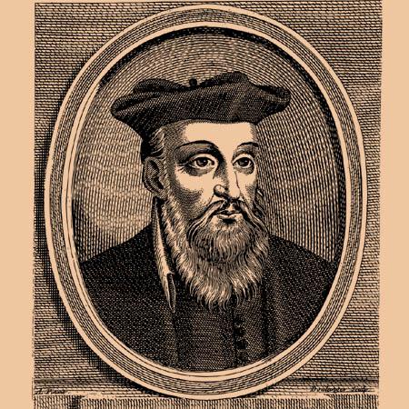 Astrologe und Prophet Nostradamus